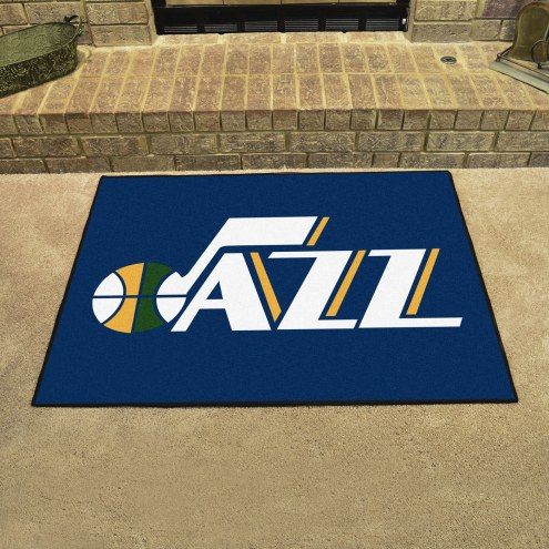 Utah Jazz All-Star Mat