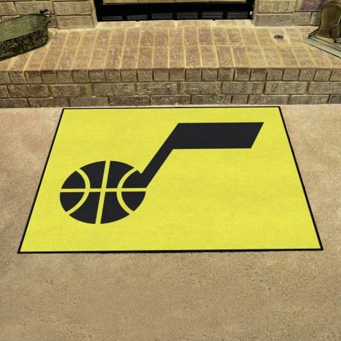 Utah Jazz All-Star Mat