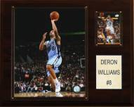 "Utah Jazz Deron Williams 12"" x 15"" Player Plaque"