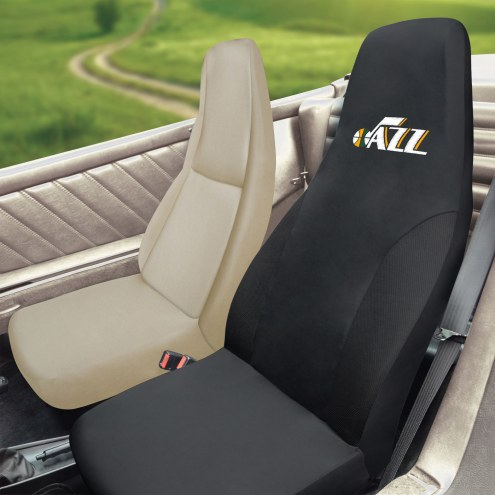 Utah Jazz Embroidered Car Seat Cover
