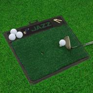 Utah Jazz Golf Hitting Mat