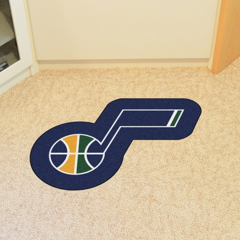 Utah Jazz Mascot Mat