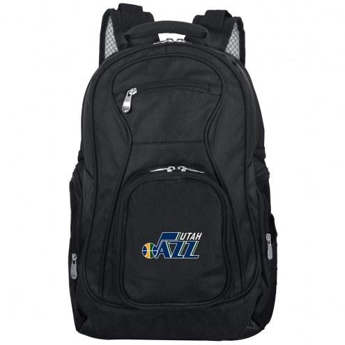 Utah Jazz Laptop Travel Backpack