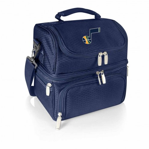 Utah Jazz Navy Pranzo Insulated Lunch Box