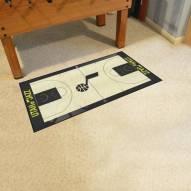 Utah Jazz NBA Court Large Runner
