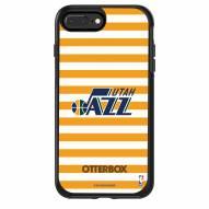 Utah Jazz OtterBox iPhone 8/7 Symmetry Stripes Case