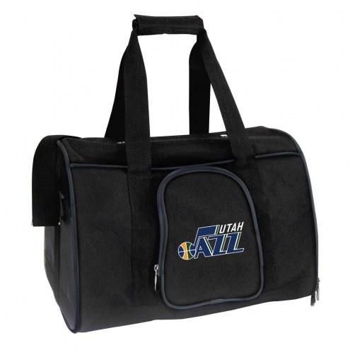 Utah Jazz Premium Pet Carrier Bag