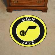 Utah Jazz Rounded Mat