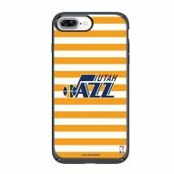Utah Jazz Speck iPhone 8 Plus/7 Plus Presidio Stripes Case