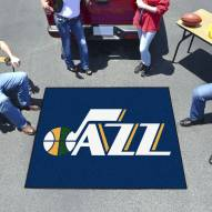 Utah Jazz Tailgate Mat