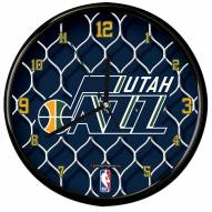 Utah Jazz Team Net Clock