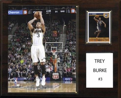 "Utah Jazz Trey Burke 12"" x 15"" Player Plaque"