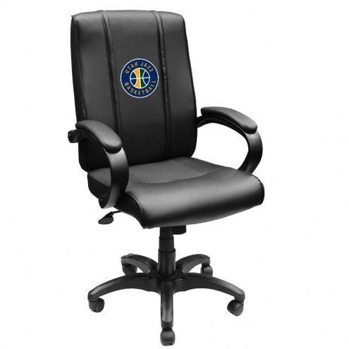 Utah Jazz XZipit Office Chair 1000 with Secondary Logo