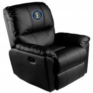 Utah Jazz XZipit Rocker Recliner with Secondary Logo