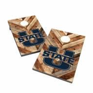 Utah State Aggies 2' x 3' Cornhole Bag Toss