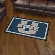 Utah State Aggies 3' x 5' Area Rug