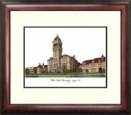 Utah State Aggies Alumnus Framed Lithograph