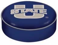 Utah State Aggies Bar Stool Seat Cover