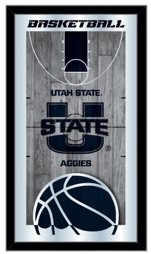 Utah State Aggies Basketball Mirror