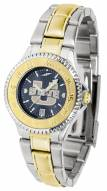Utah State Aggies Competitor Two-Tone AnoChrome Women's Watch