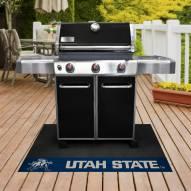Utah State Aggies Grill Mat