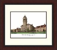 Utah State Aggies Legacy Alumnus Framed Lithograph