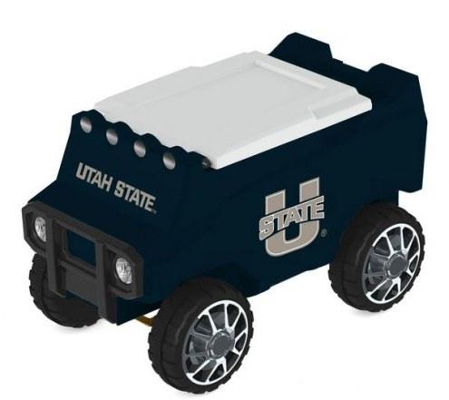Utah State Aggies Remote Control Rover Cooler