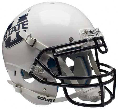 Utah State Aggies Schutt XP Authentic Full Size Football Helmet