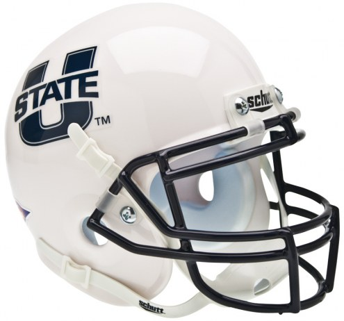 Utah State Aggies Schutt XP Collectible Full Size Football Helmet