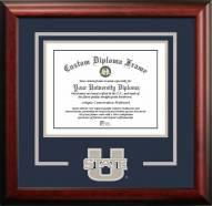 Utah State Aggies Spirit Diploma Frame
