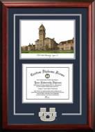 Utah State Aggies Spirit Graduate Diploma Frame