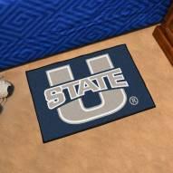 Utah State Aggies Starter Rug