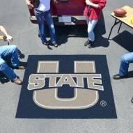 Utah State Aggies Tailgate Mat