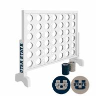 Utah State Aggies Victory Connect 4