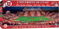 Utah Utes 1000 Piece Panoramic Puzzle