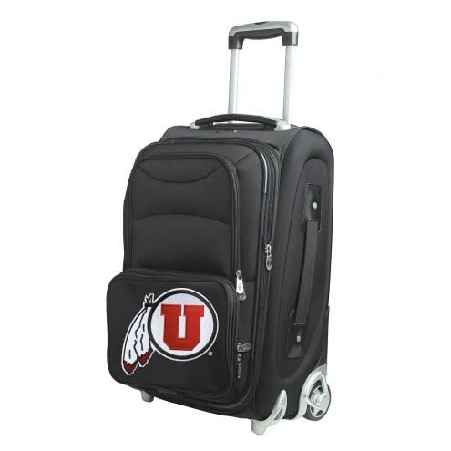 "Utah Utes 21"" Carry-On Luggage"