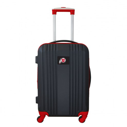 "Utah Utes 21"" Hardcase Luggage Carry-on Spinner"