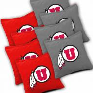 Utah Utes Cornhole Bags