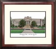 Utah Utes Alumnus Framed Lithograph