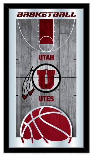 Utah Utes Basketball Mirror