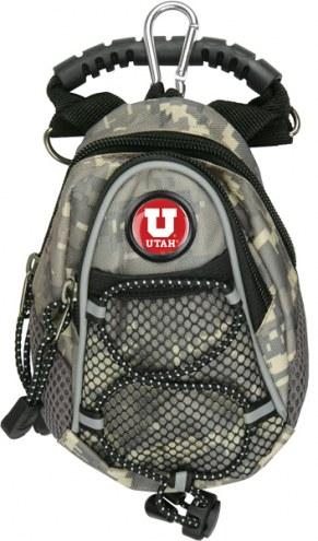 Utah Utes Camo Mini Day Pack
