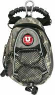 Utah Utes Camo Mini Day Pack