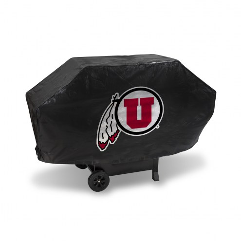 Utah Utes Deluxe Padded Grill Cover