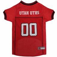 Utah Utes Dog Football Jersey