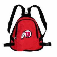 Utah Utes Dog Mini Backpack