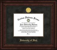 Utah Utes Executive Diploma Frame