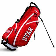 Utah Utes Fairway Golf Carry Bag