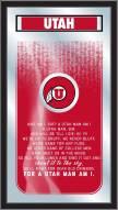 Utah Utes Fight Song Mirror