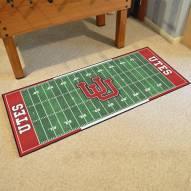 Utah Utes Football Field Runner Rug