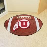 Utah Utes Football Floor Mat